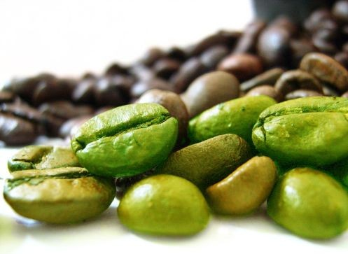 pure green coffee bean extract weight loss reviews